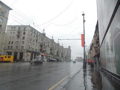 EUROPA: Pero… ¿Que conoces de Moscú? Por Kaiser Solano de Alpargata Viajera.