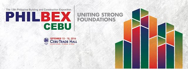 Philbex Cebu at SM Cebu Tradehall