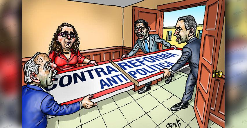 Carlincaturas Sábado 18 Mayo 2019 - La República