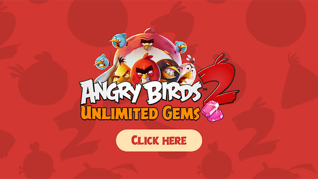Angry Birds 2 Unlimited Gems