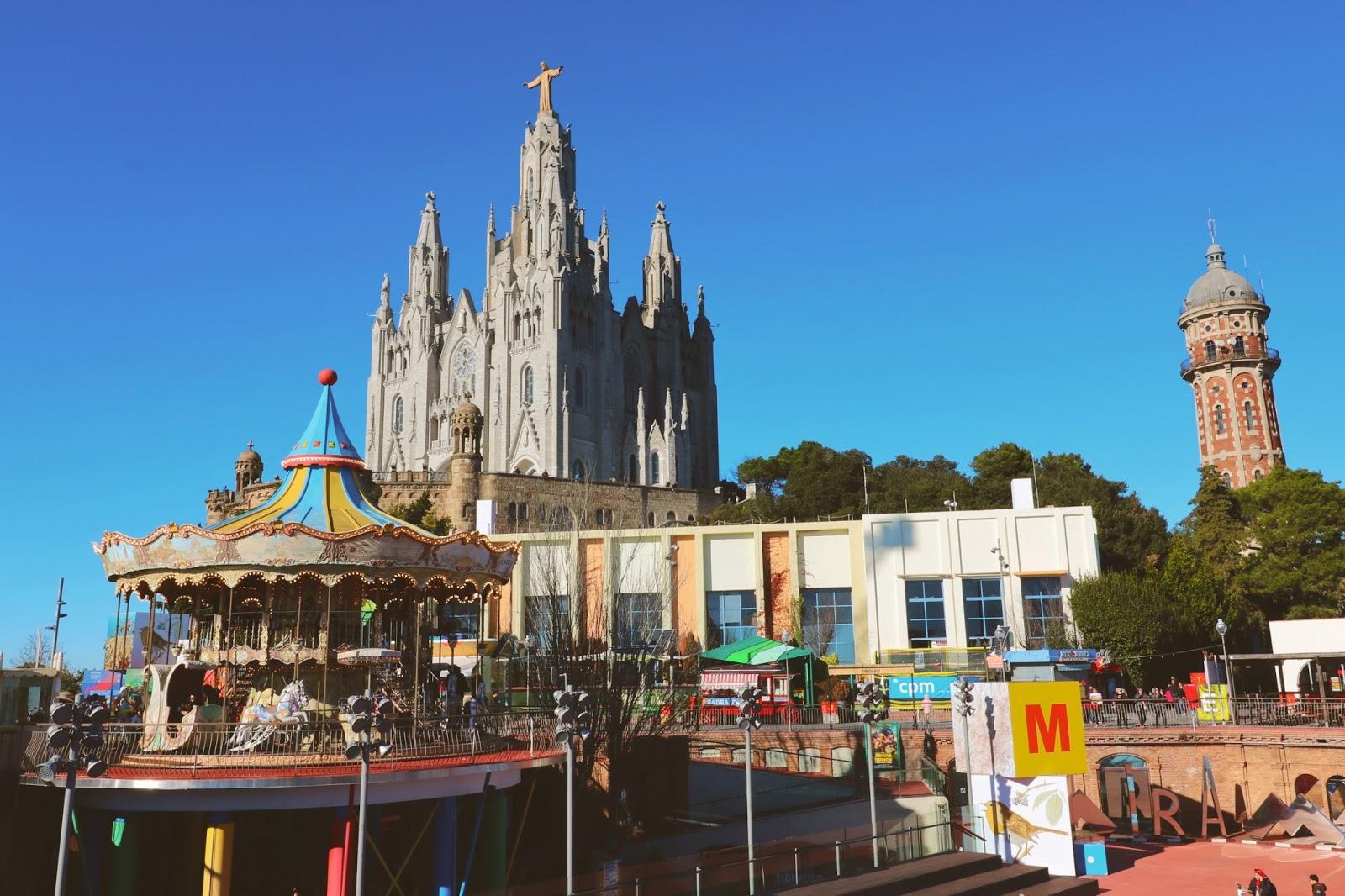 atrakcje barcelona