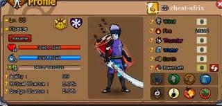 new cheat damage ninja saga