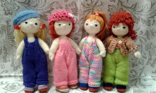 #Людмила#Григорьева#Вязаные#куколки#