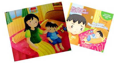 Buku Anak Aku Belajar Mengendalikan Diri Fita Chakra