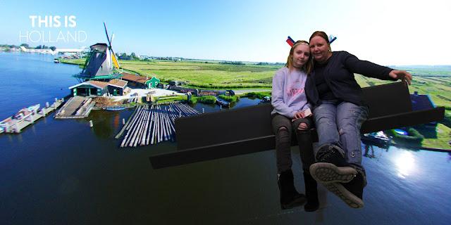 Een vlucht over Nederland met This is Holland is een onvergetelijk avontuur.