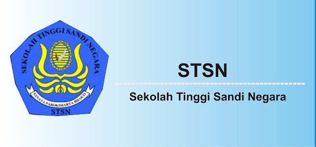 Pendaftaran STSN 2018/2019 (Sekolah Tinggi Sandi Negara) Telah Dibuka