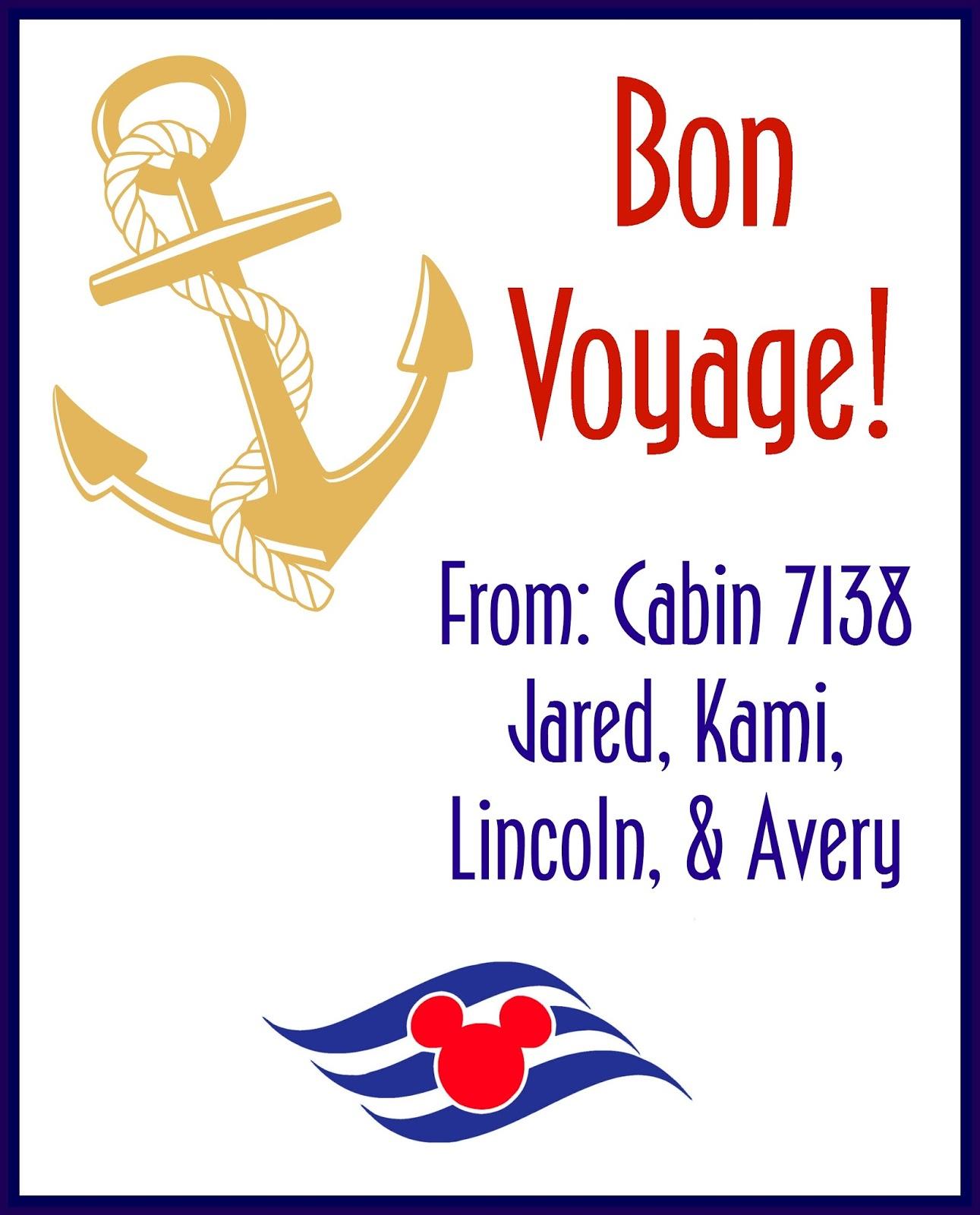 image regarding Mickey Anchor Printable identified as Disney Cruise Fish Extender Printable Reward Tags - The Momma