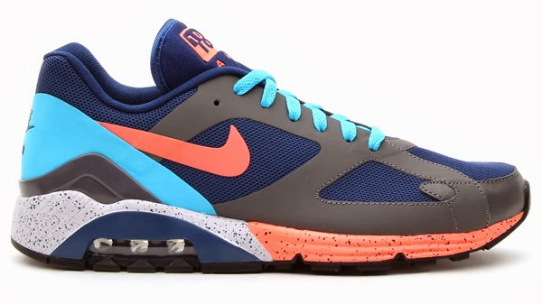 a56015d7a1 The Nike Air Max Terra 180 in Brave Blue / Atomic Pink / Light Graphite  will release at Nike Sportswear accounts, including atmos Tokyo, on  Saturday, ...