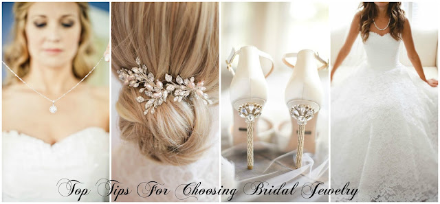 Top Tips For Choosing Bridal Jewelry