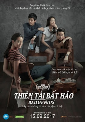 Share Link Phim Bad Genius - Thiên Tài Bất Hảo (2017)