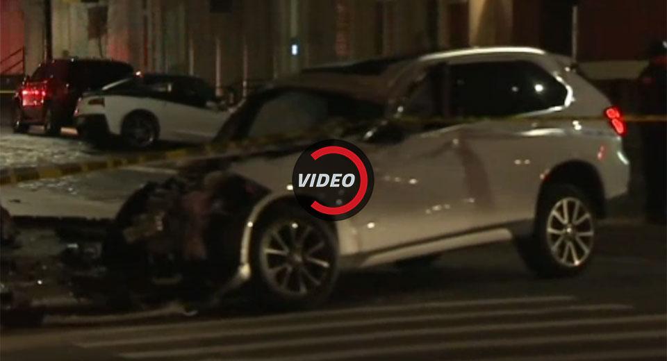 Corvette Car Crash