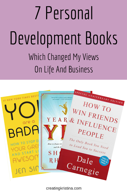 7 Personal Development Books Which Changed My Views On Life And Business