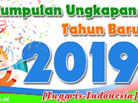 Kata-kata Bijak di Tahun Baru 2019 (Inggris-Indonesia)