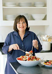 Now Cooking with Ina Garten!