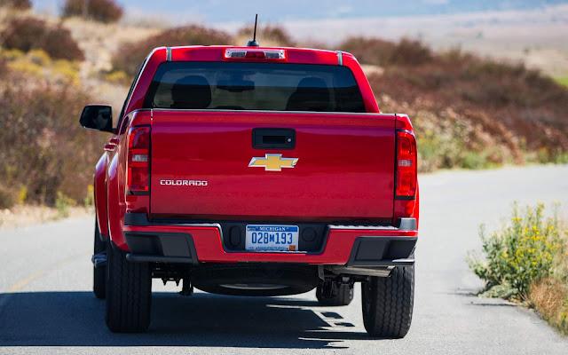 Chevrolet Concorrente da Fiat Toro e VW Tarok