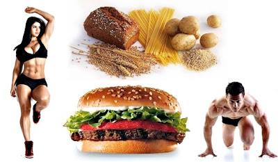 Comer carbohidratos quemar grasa