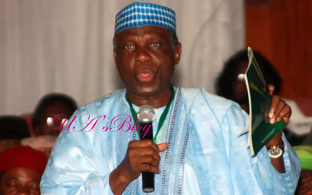 2019: What I will do to corrupt officials when I become president – Jerry Gana