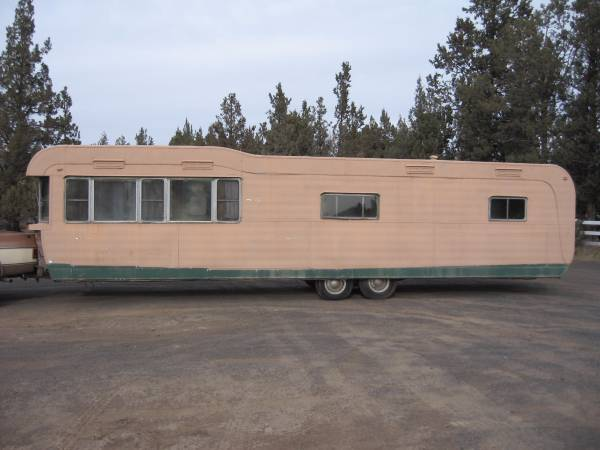 Restorable Vintage Travel Trailers Rv Amp Camper