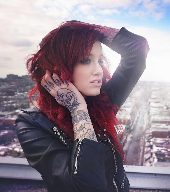 Lorem Ipsum Red Hair