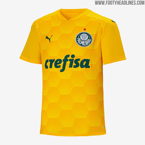 Palmeiras 2020-21 Home, Away & Goalkeeper Kits Released - Footy ...