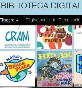 http://bibliorecursosescolasantdomenec.blogspot.com.es/?view=flipcard