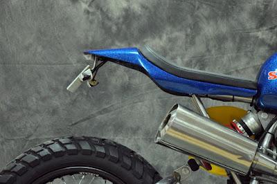 Yamaha SR 250 Street Tracker