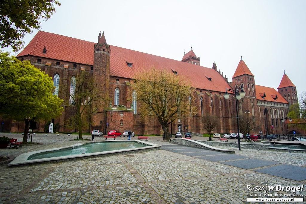 Zamek i Katedra w Kwidzynie