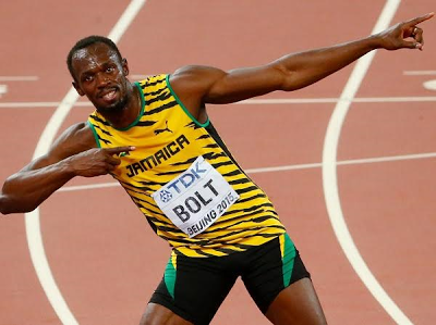 Usain Bolt gets nominated for IAAF's 'Male Athlete of the Year award'