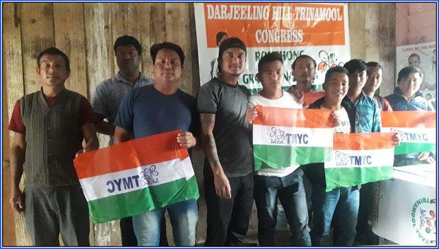 Darjeeling Hill Trinamool Congress Rongchong GP
