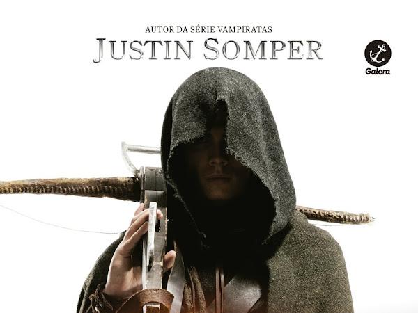 Resenha #309 - Aliados & Assassinos: O Preço do Sangue - Justin Somper - Galera Record