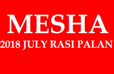 Mesh Rashifal 2018 July