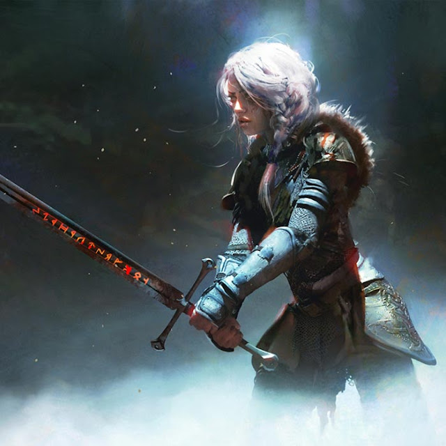 Ciri Wallpaper Engine