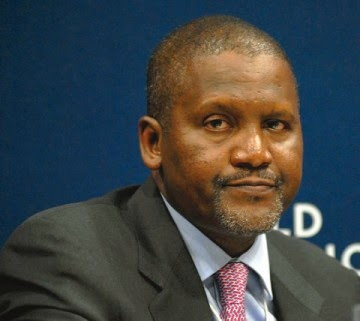 Zambian minister accuses Dangote Cement of bribery