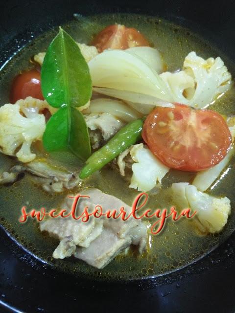 Tomyam Ayam