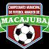 Equipes novas disputarão jogos preliminares para participar do Campeonato de Futebol Amador de Macajuba