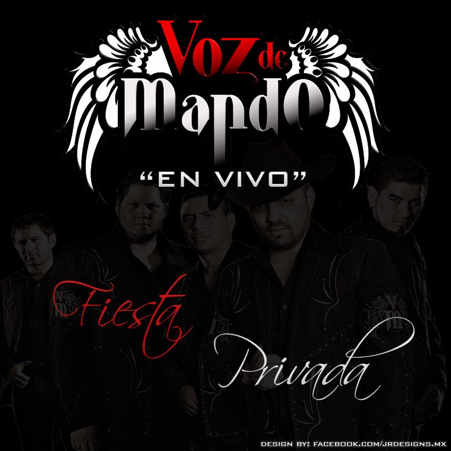 Voz De Mando - En Vivo Fiesta Del Tony (2010)