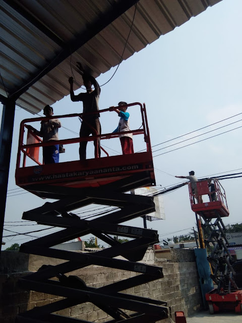 SAFETY INSTALATION CAMERA CCTV TERPERCAYA