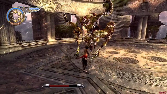 Prince of persia - The two thrones Captura 2