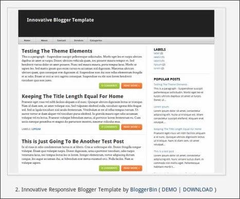 http://www.komku.org/2013/03/13-best-responsive-blogger-templates-2013.html#.Ua_W9fn0HTo
