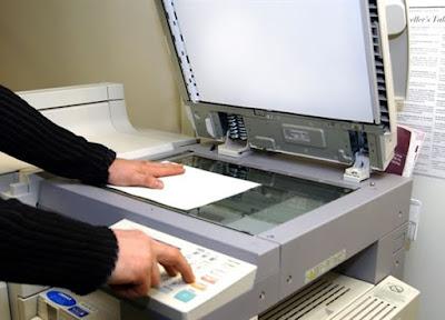 Cho thuê dịch phụ photocopy tại chỗ ở Hà Nội