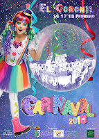 El Coronil - Carnaval 2018