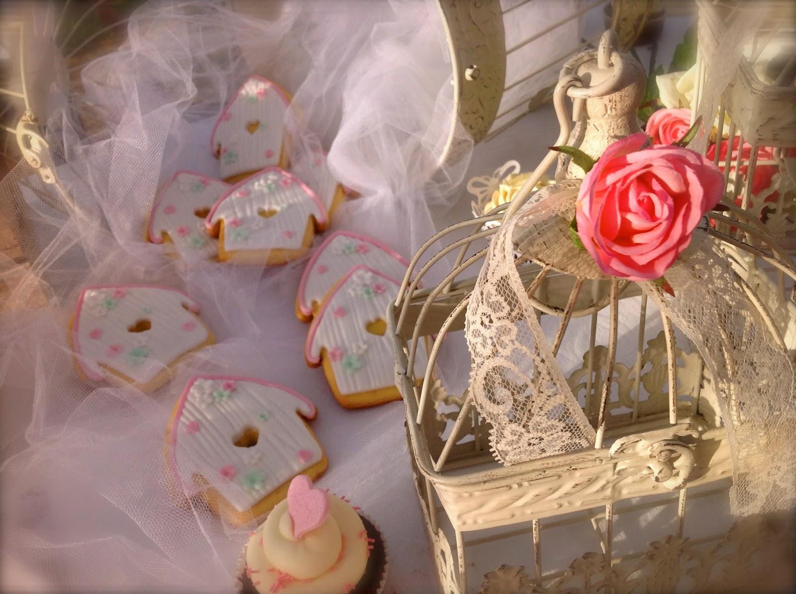 Le torte di monica shabby chic sweet table for Arredamento shabby chic napoli