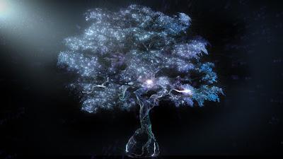 Istenfa, fényfa, fényörvény