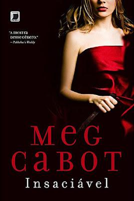 """News: Capa do livro """"Mordida"""", da autora Meg Cabot. 9"""