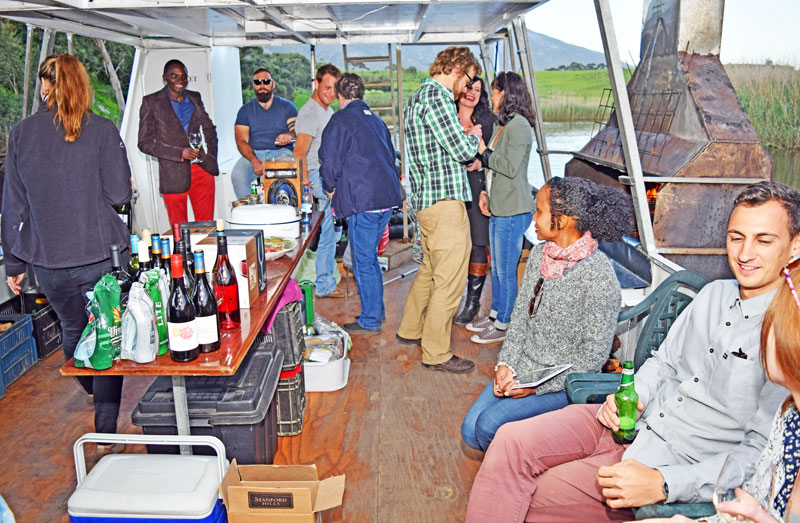 DSC 5313783 Stanford Wine Route Launch: Don Gelato, African Queen