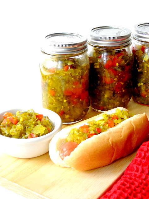 Spicy Pickle Relish from www.bobbiskozykitchen.com