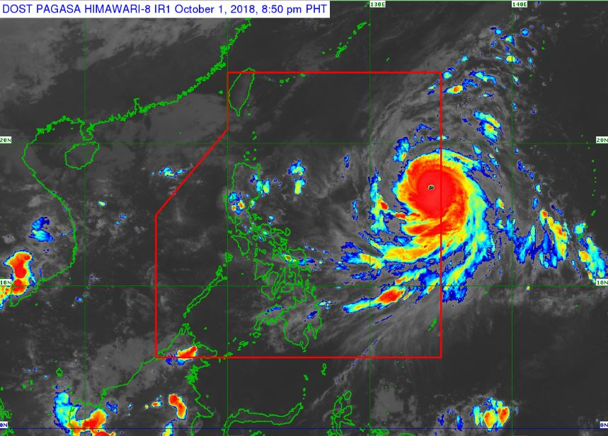 Bagyong Queenie enters PAR, threatens northern Luzon