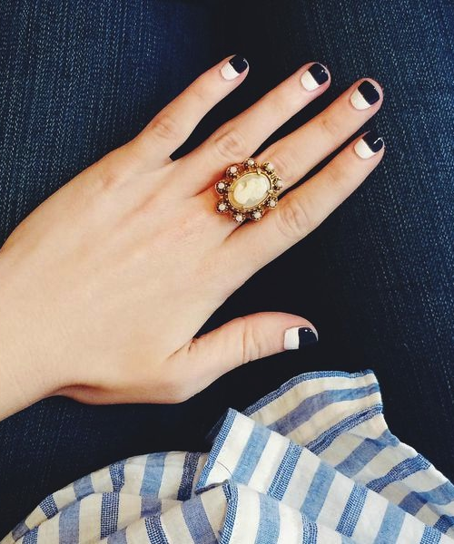 Beyond A Manicure The Best Nail Art Salons To Try In Nyc: Design Darling: PAINTBOX NAILS NYC