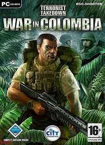 Download Terrorist Takedown War In Colombia PC Game Colombian and American Special Forces  Terrorist Takedown War In Colombia-TeamMJY
