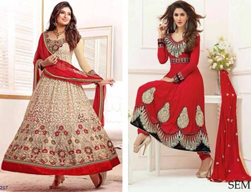 model baju india 2017